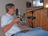 Podcast recording, 2011-07-10.